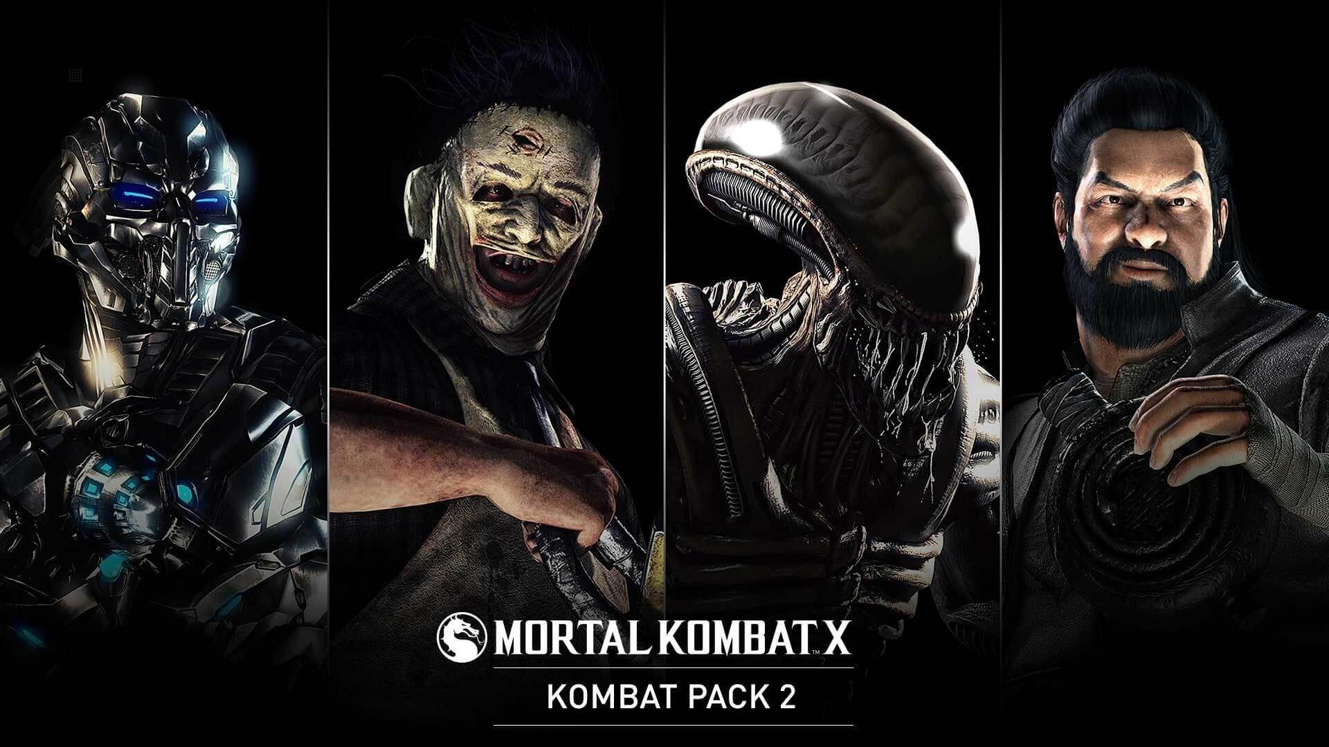 Kombat Pack 2 (WW)