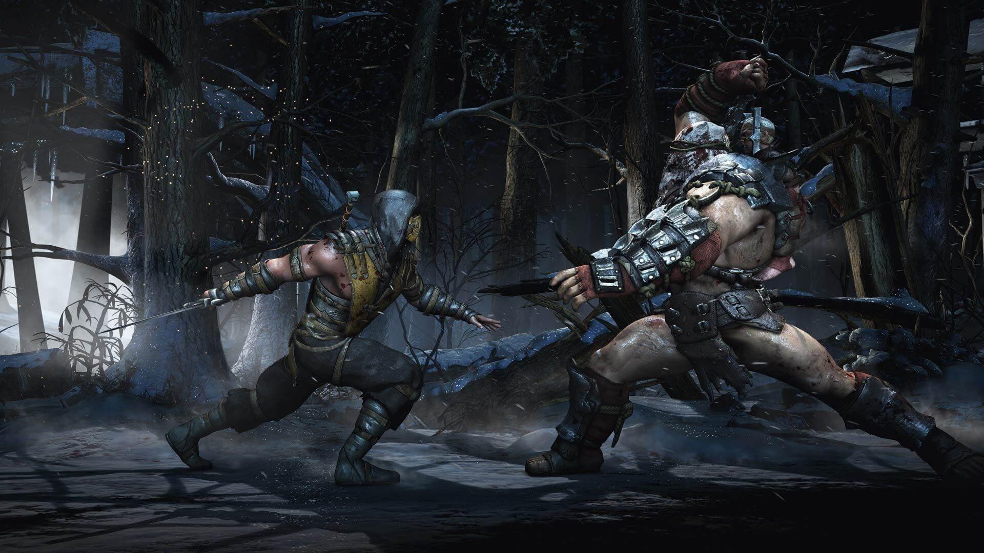 Mortal Kombat XL (WW)