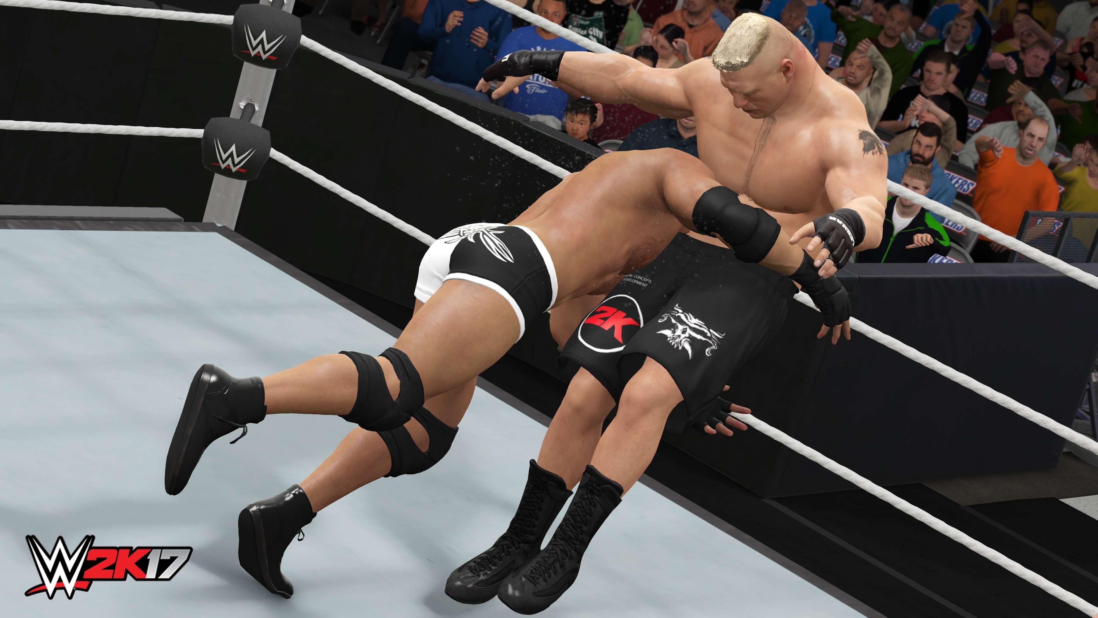 WWE 2K17  (ROW)