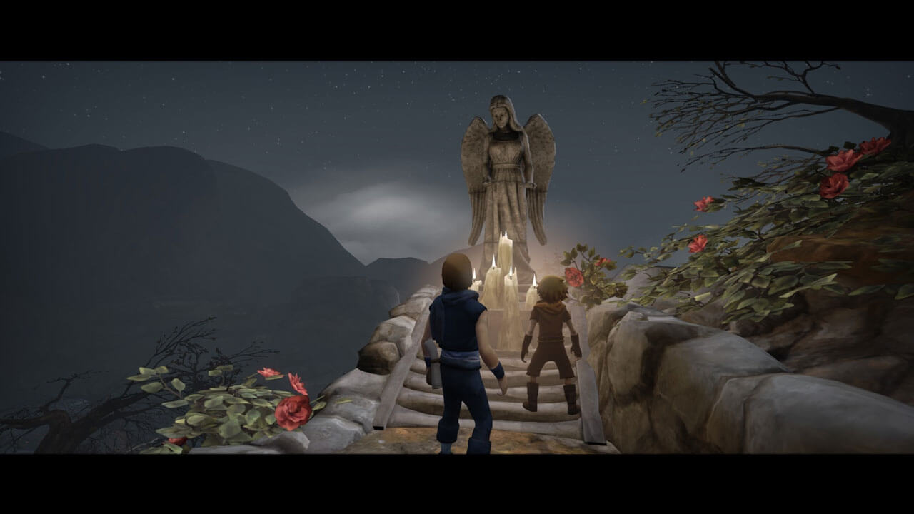 Brothers - A Tale of Two Sons (WW)