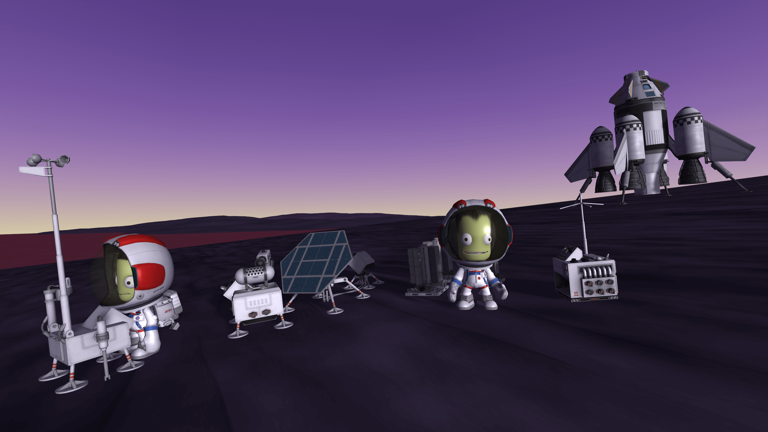 Kerbal Space Program: Breaking Ground Expansion (ROW)