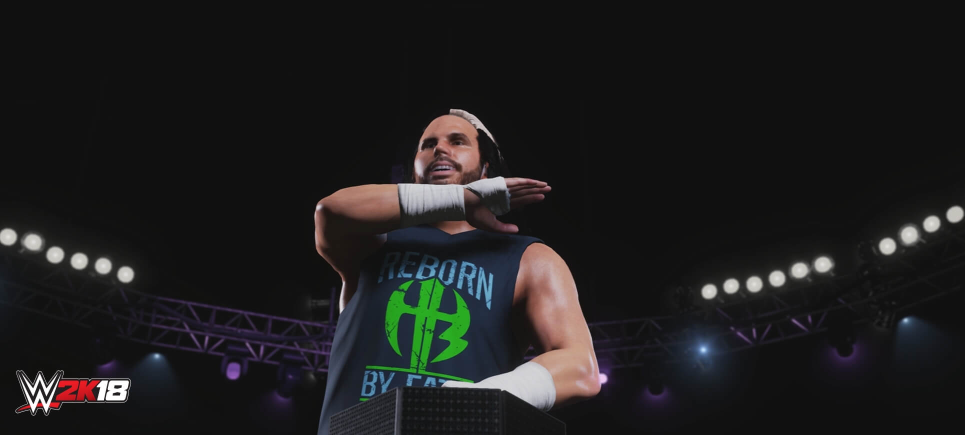 WWE 2K18 Enduring Icons Pack (ROW)