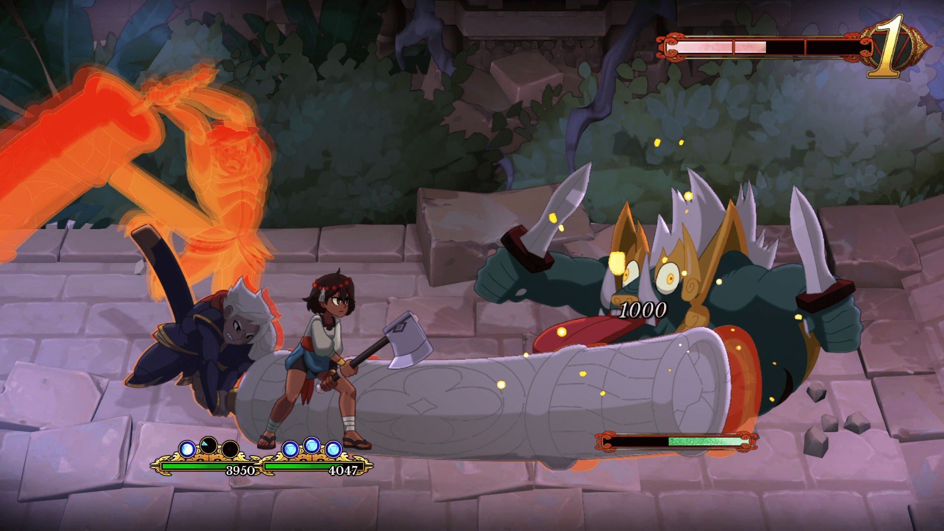 Indivisible Pre-order (ROW)