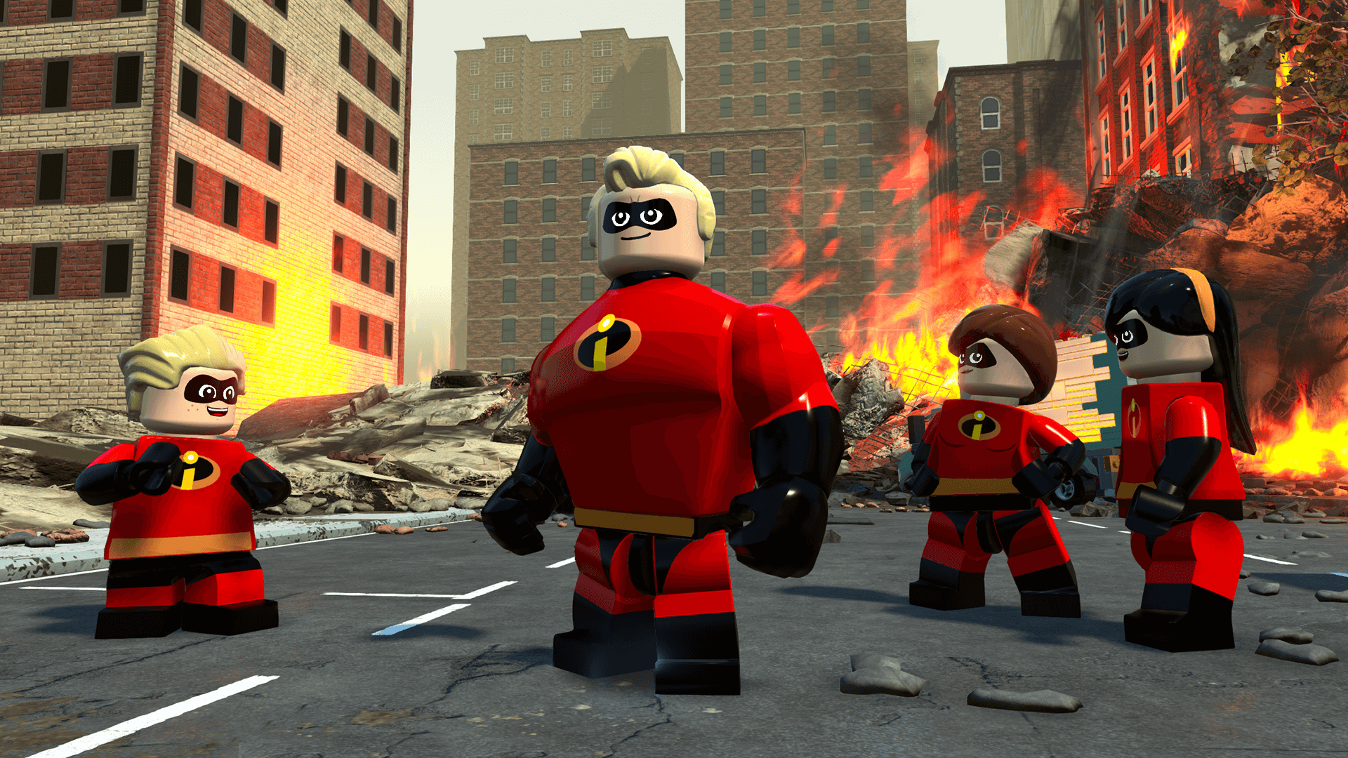 LEGO The Incredibles (WW)