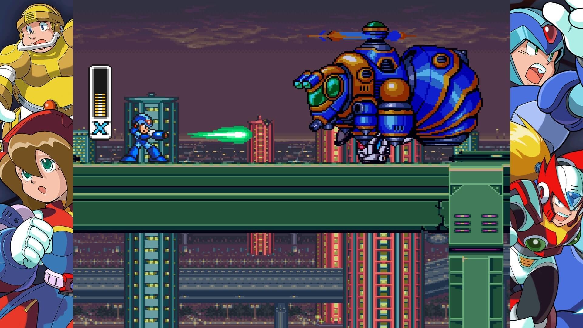 Mega Man™ X Legacy Collection / ロックマンX アニバーサリー コレクション (LATAM)