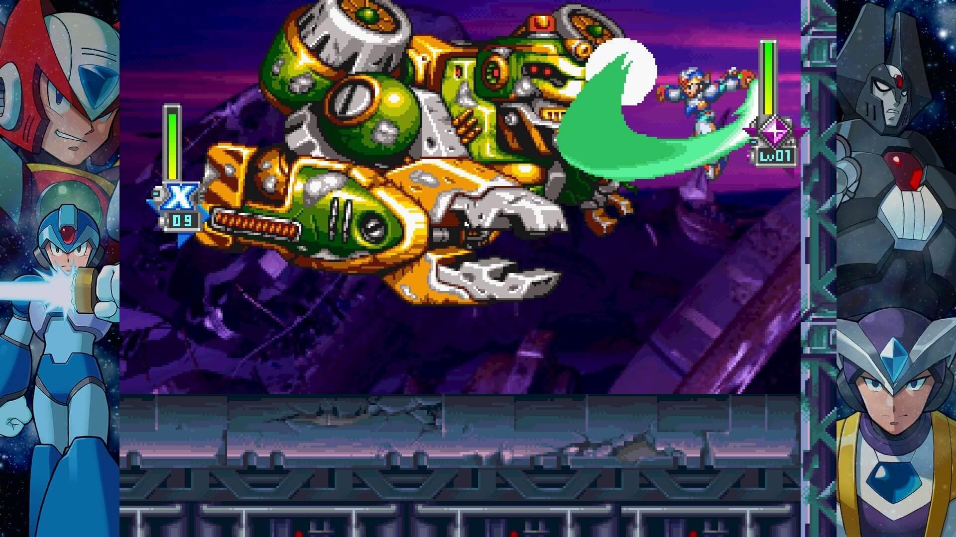 Mega Man™ X Legacy Collection 2 / ロックマンX アニバーサリー コレクション 2 (ROW)