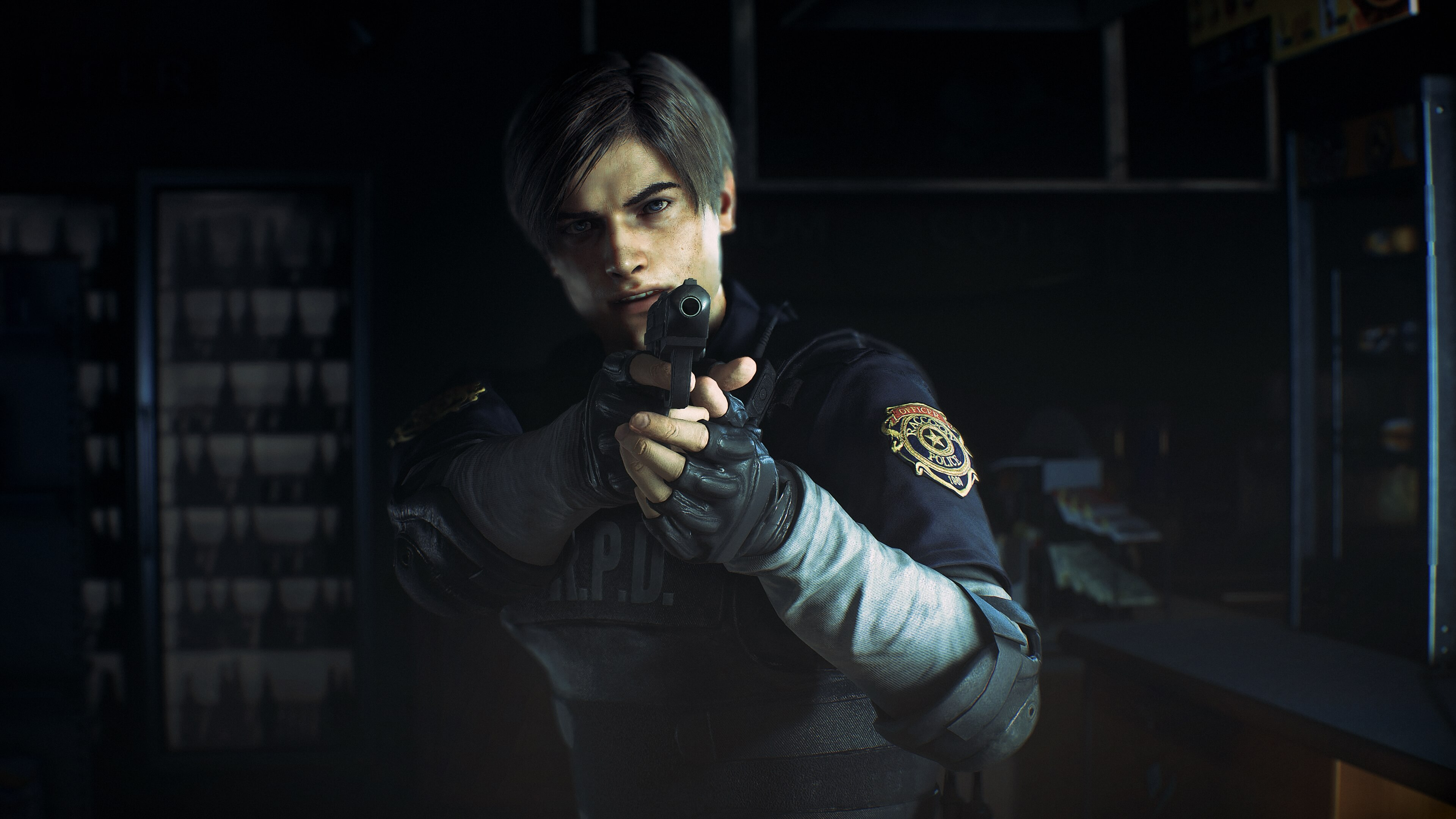 RESIDENT EVIL 2 / BIOHAZARD RE:2  (ROW)