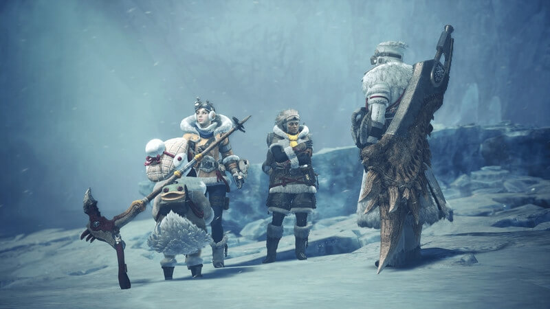 Monster Hunter World: Iceborne | ROW (f88b8ecb-de4f-4102-a0ff-802379f64f59)