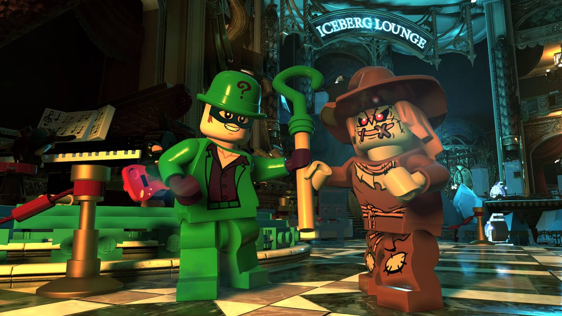 LEGO DC Super-Villains (ROW)