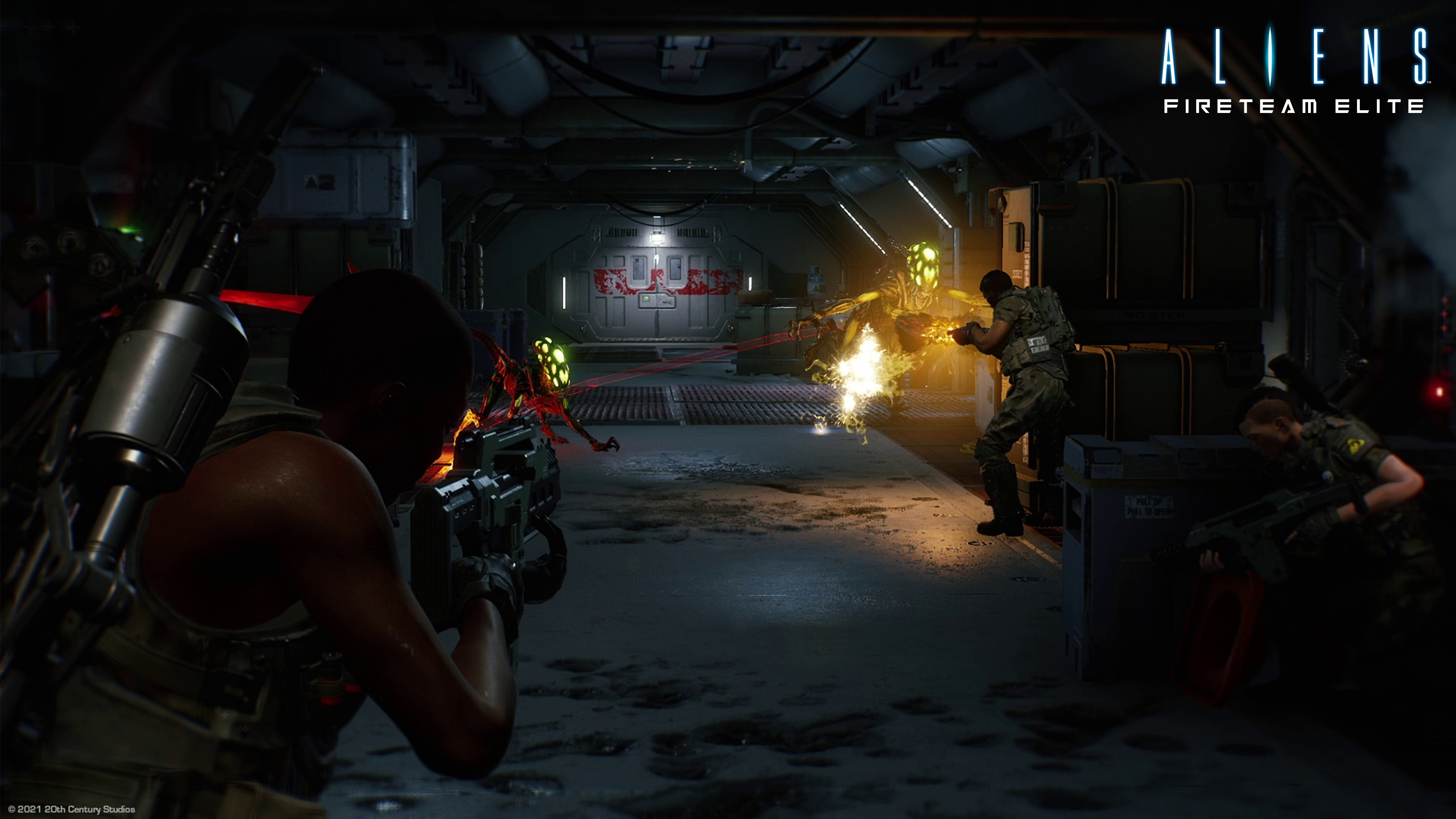 Aliens: Fireteam Elite - Deluxe Edition | EMEA (82b1416a-0c70-4a7b-9d73-99aa533c9550)