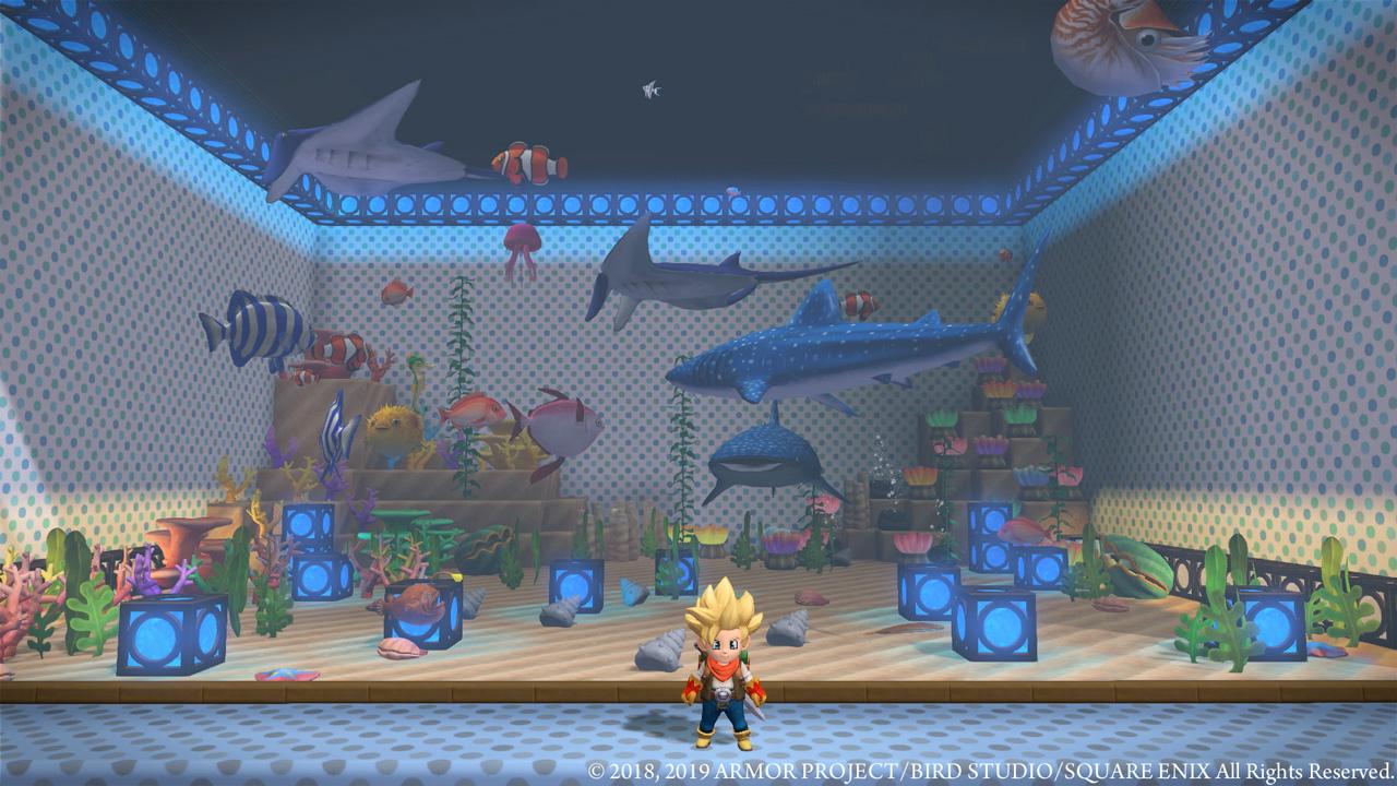 DDC AOC Dragon Quest Builders 2 - Aquarium Pack