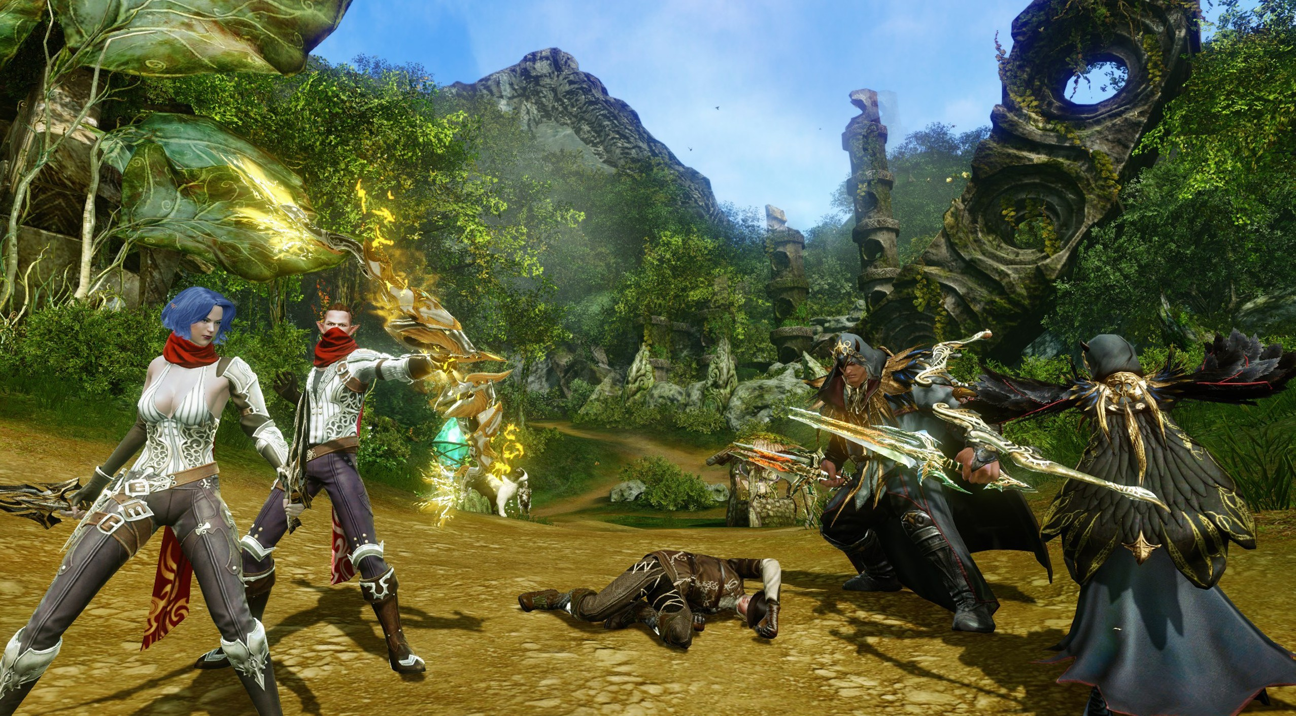 ArcheAge: Unchained