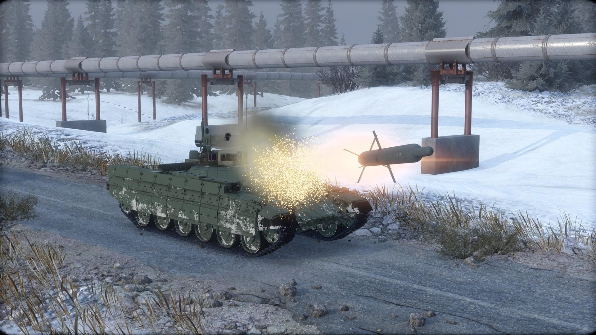 Armored Warfare - BMPT General's Pack   WW (7f53e25c-41a1-4300-8da5-a8e97ad09a2c)