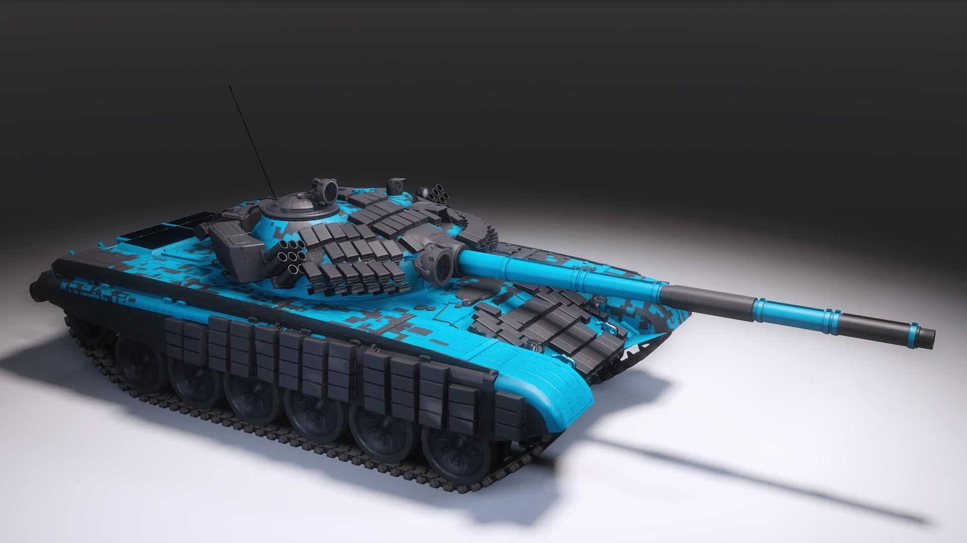 Armored Warfare - T-72AV General's Pack | WW (d69f20d2-e01b-4090-97b1-c73c6d544f75)