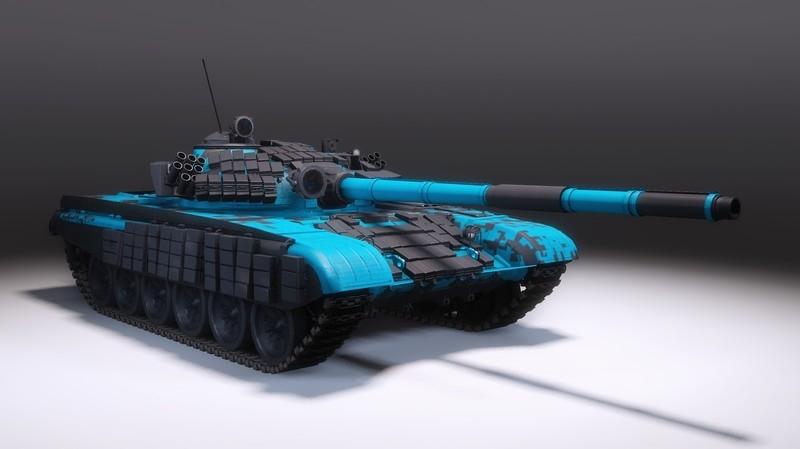Armored Warfare - T-72AV Standard Pack   WW (80188959-a1c0-4f4f-b83c-9b340935d1bd)