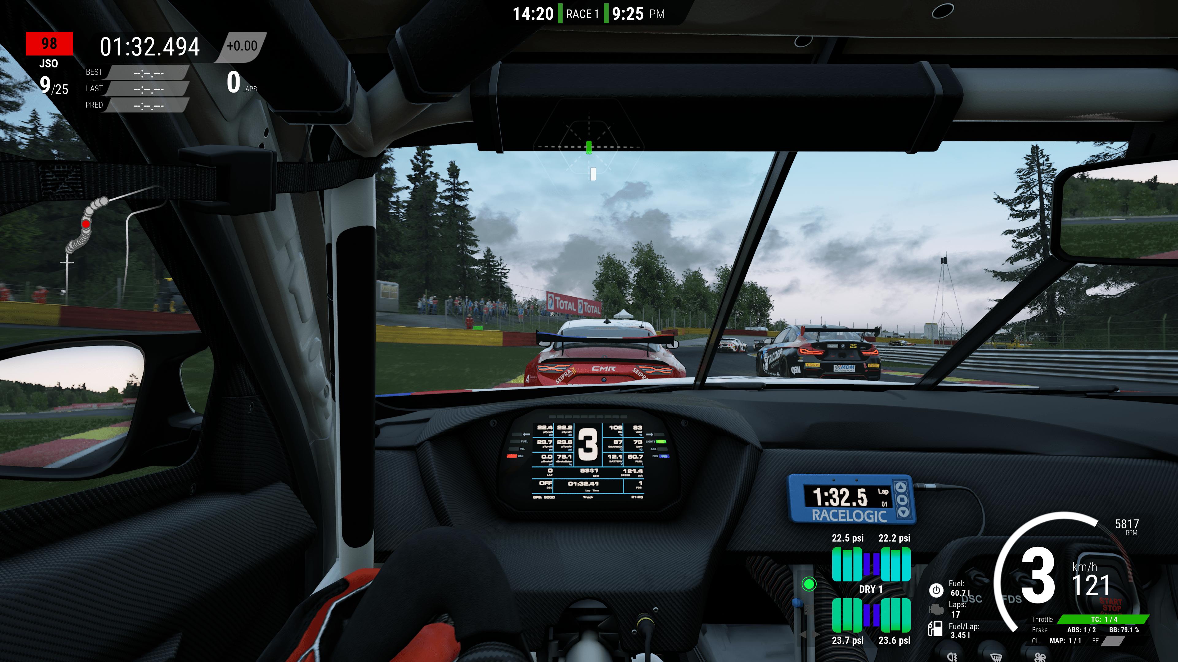 Assetto Corsa Competizione GT4 Pack