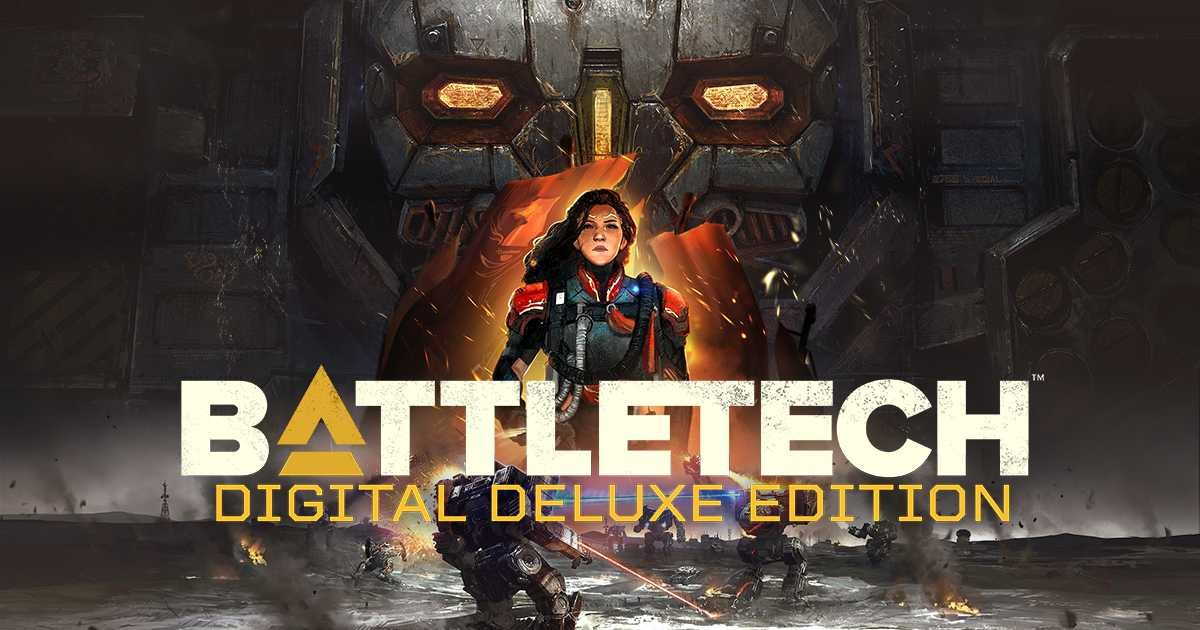 BATTLETECH - Deluxe Edition   ROW (8afe2d13-06e1-4def-9a0a-e9ad4db83c24)