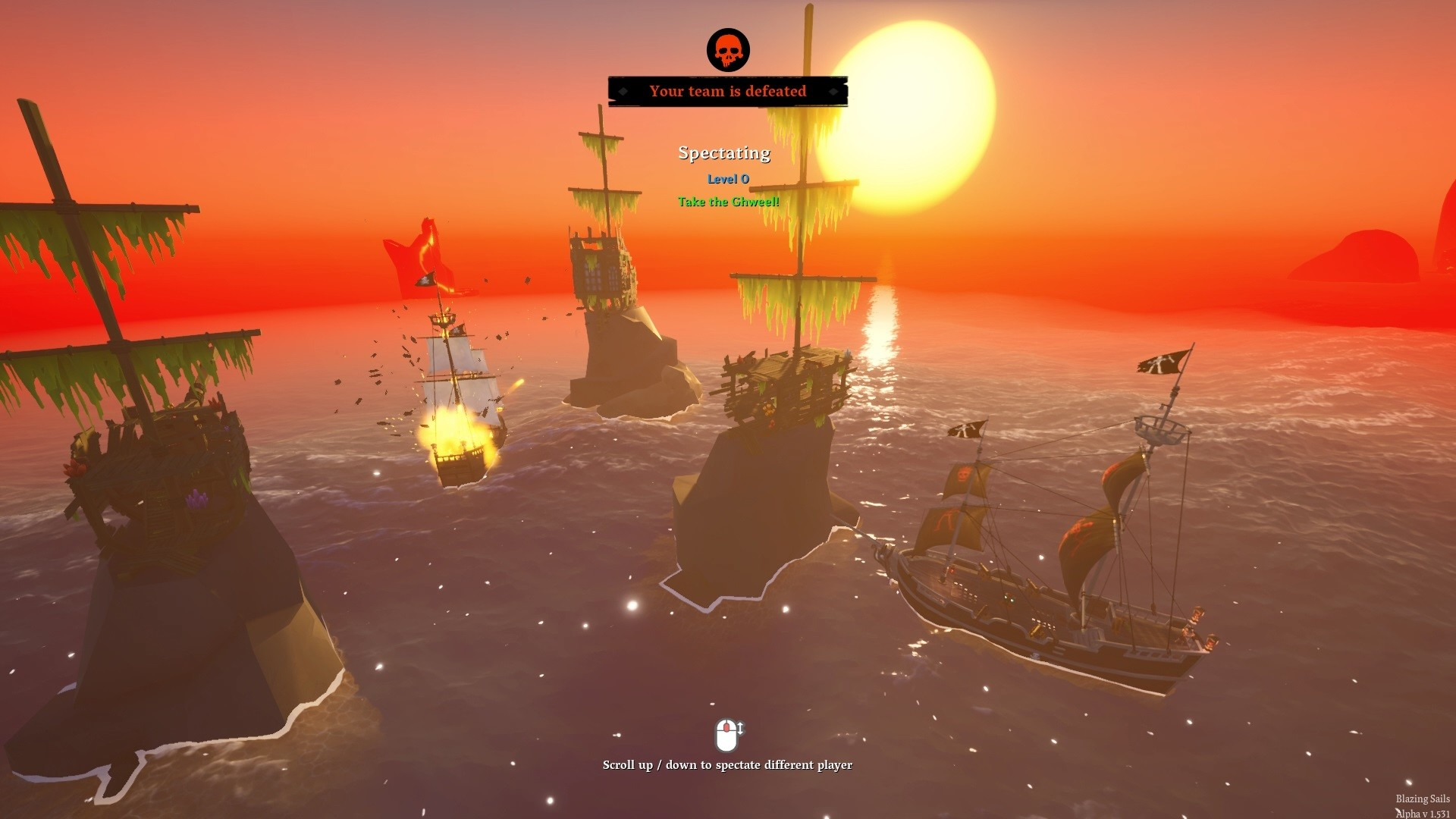 Blazing Sails: Pirate Battle Royale - Pre Order - Steam
