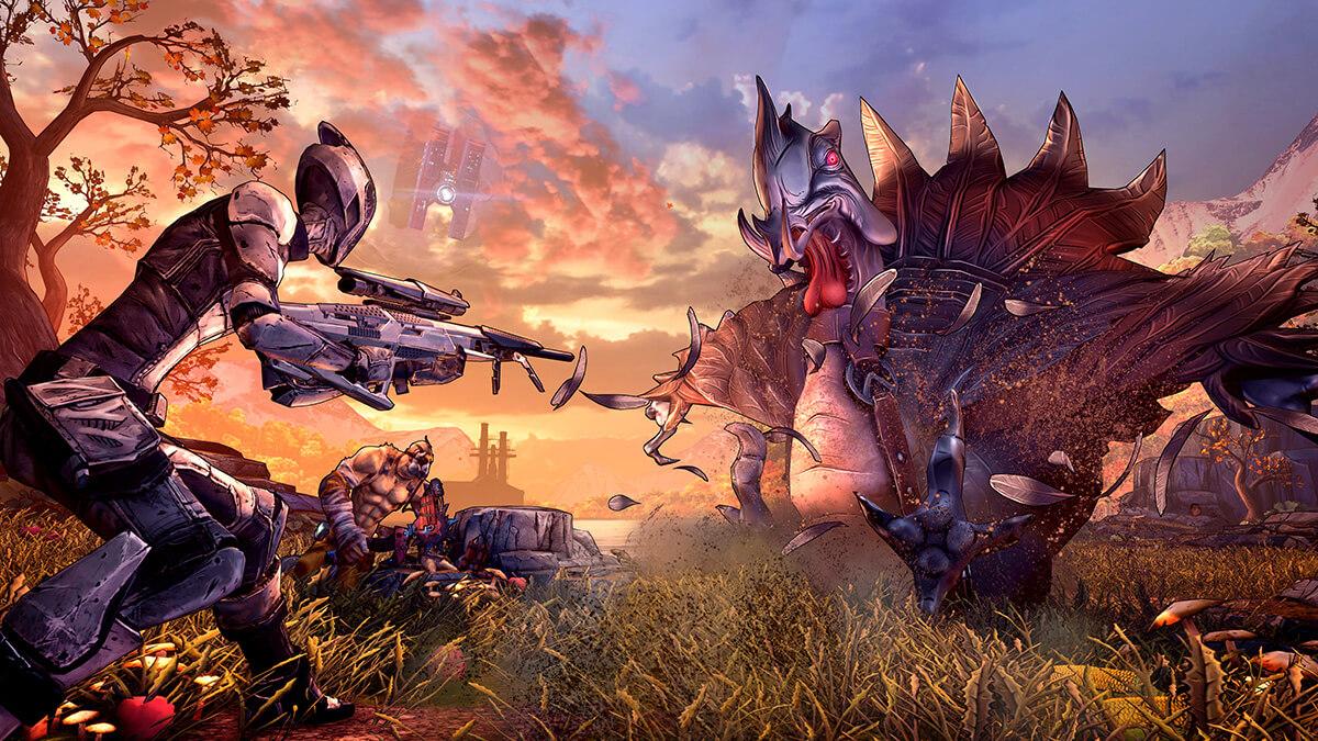Borderlands 2: Wattle Gobbler DLC (MAC)