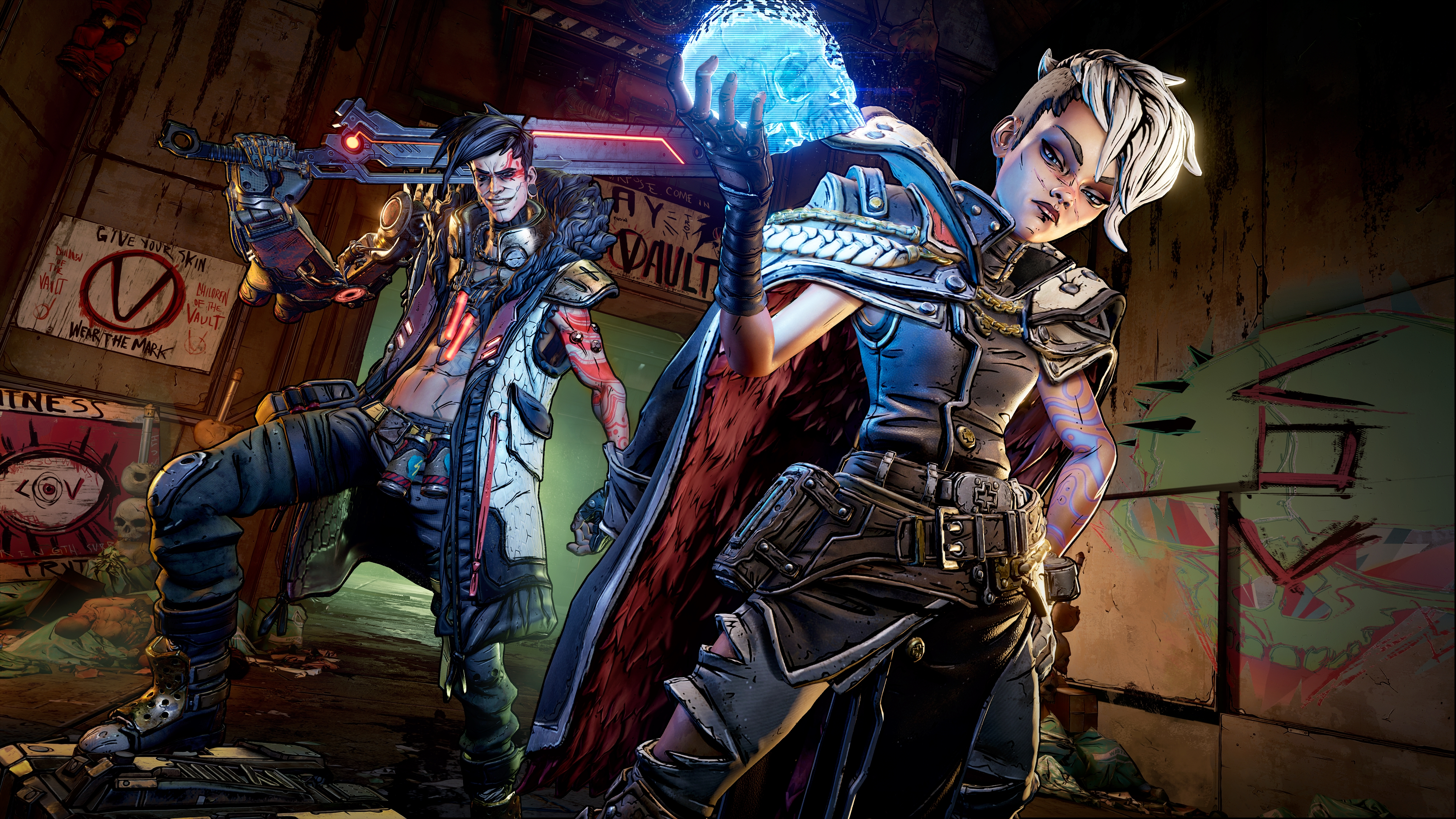 Borderlands 3 Deluxe Edition (Steam) | ROW (c125337a-7e50-40e7-8dbd-7e52c34e61cc)