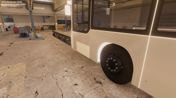 Bus Mechanic Simulator - Pre Order - Steam