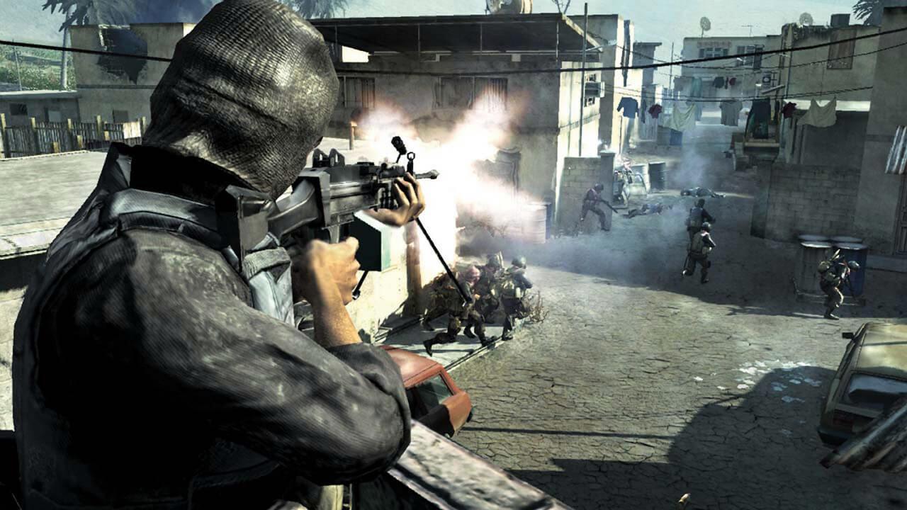 Call of Duty® 4: Modern Warfare™ (MAC)