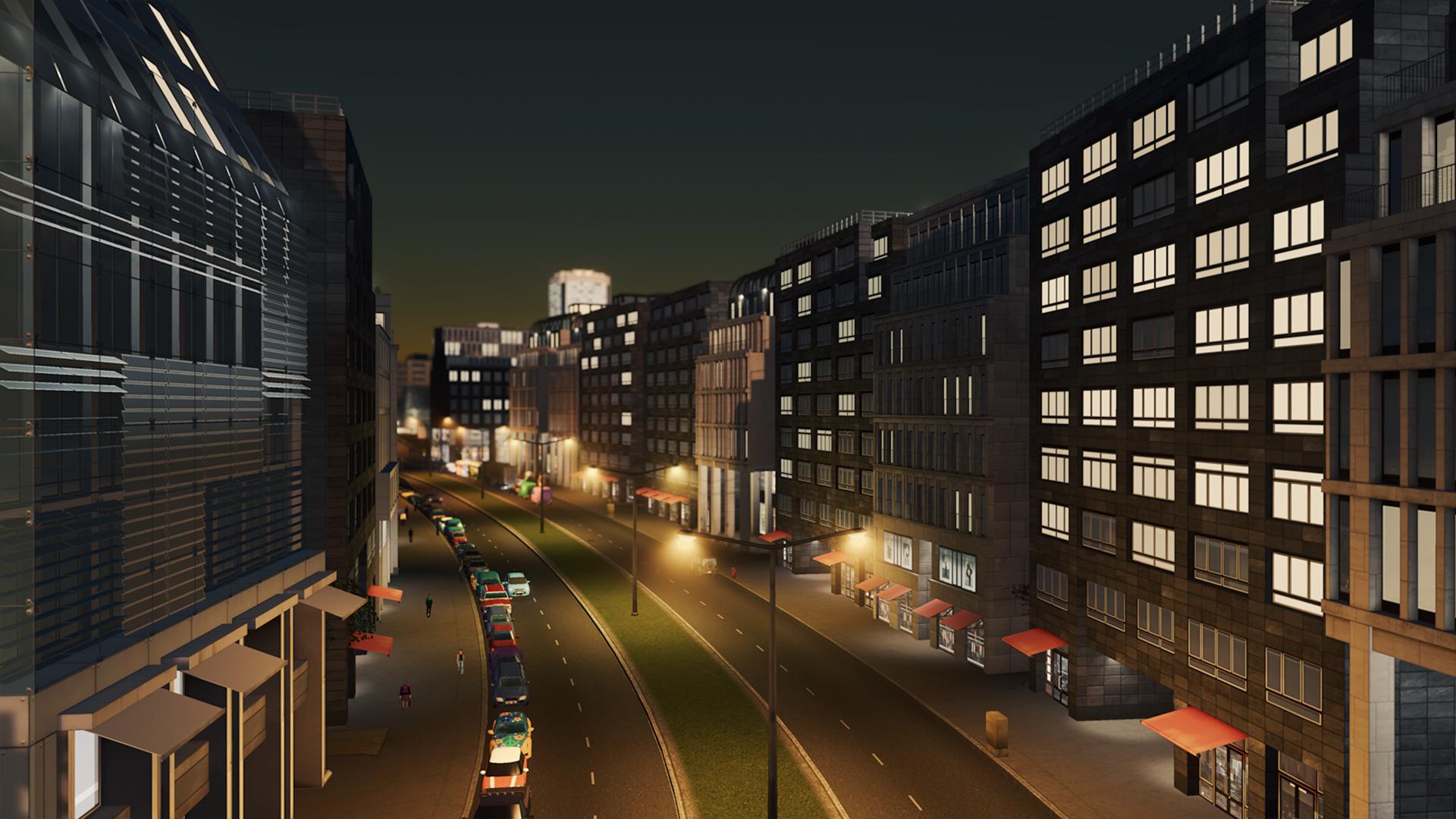 Cities: Skylines - Content Creator Pack: Modern City Center