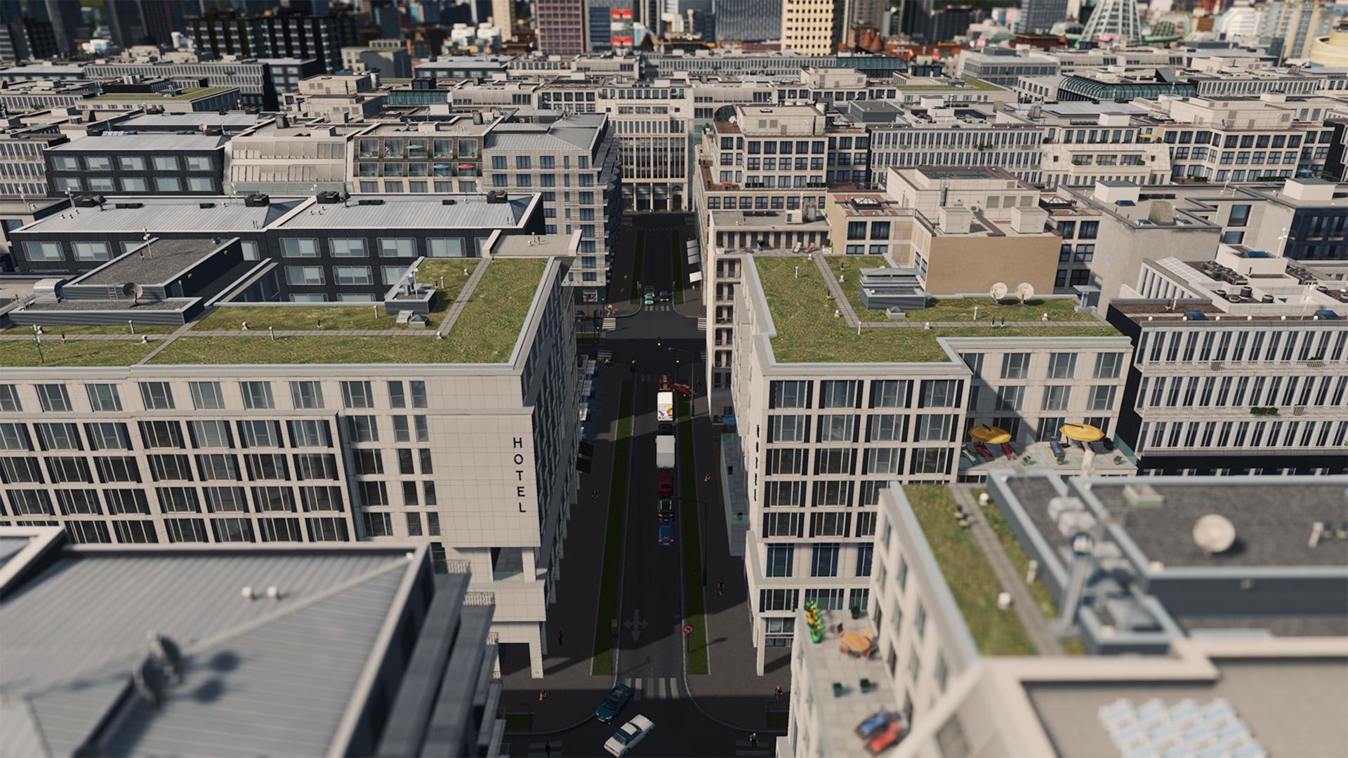 Cities: Skylines - Downtown Bundle   ROW (80110a02-5848-4f66-887b-e5a0b61ee1d8)