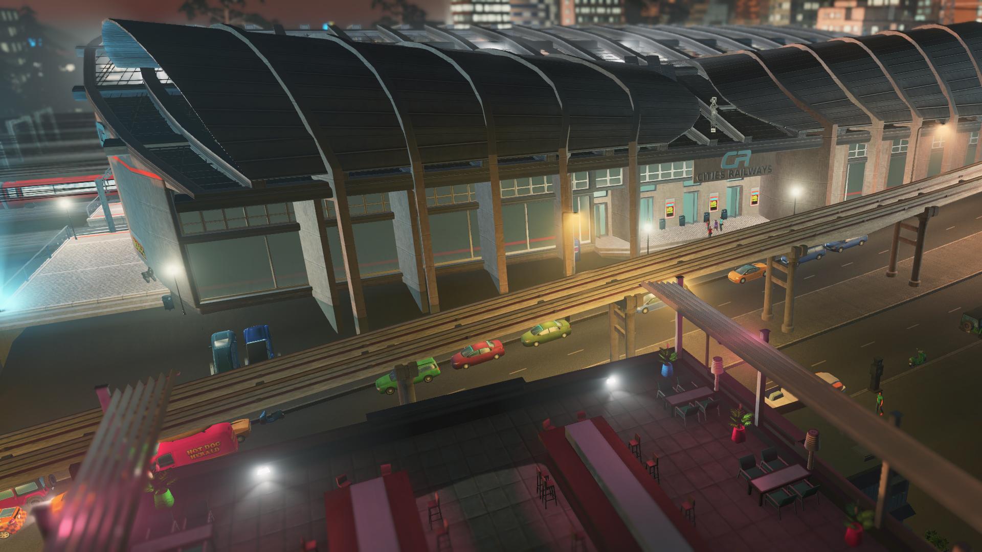 Cities: Skylines - Mass Transit | ROW (b842480a-2908-4f05-85b2-d953d09cac6f)