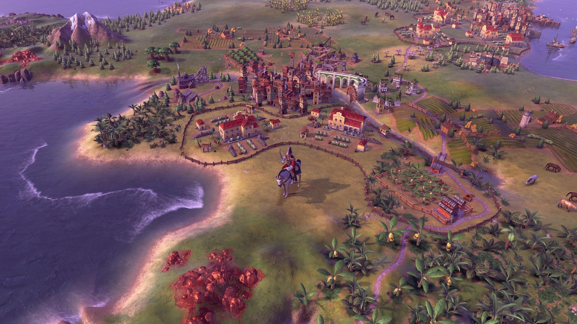 Civilization VI - Maya & Gran Colombia Pack (Steam) | ROW (510c4742-0934-49ef-b145-af14892b92ce)