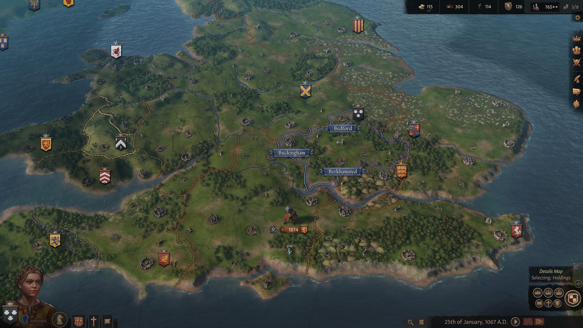 Crusader Kings III - Pre Order - Steam