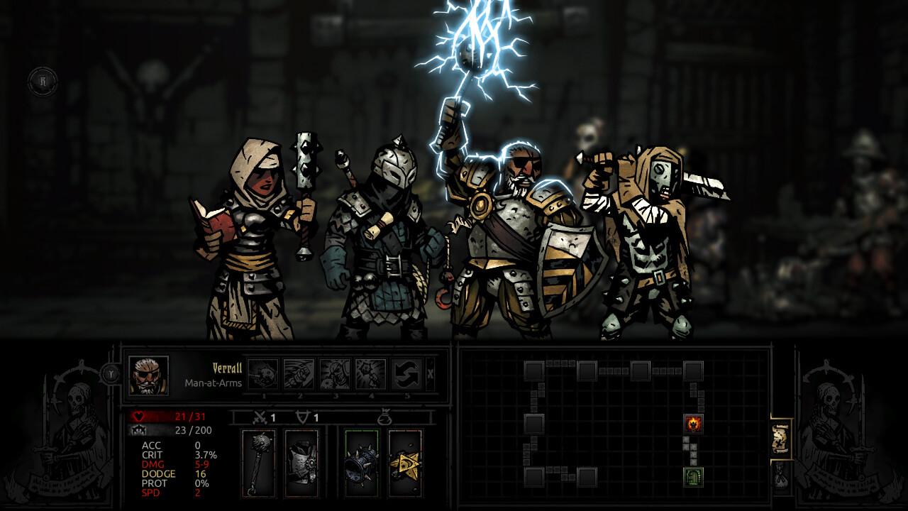 DDC Darkest Dungeon  (EIEH)