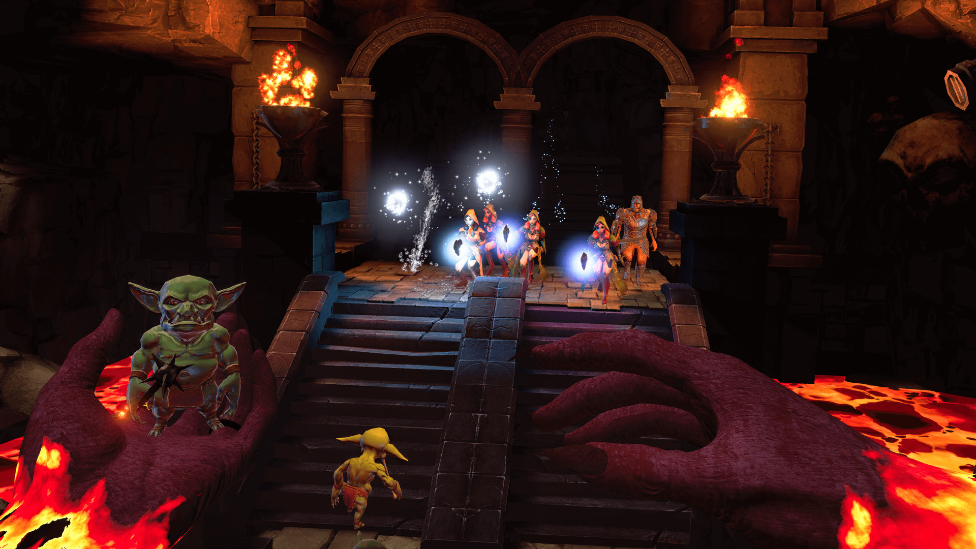 Devil and the Fairy VR