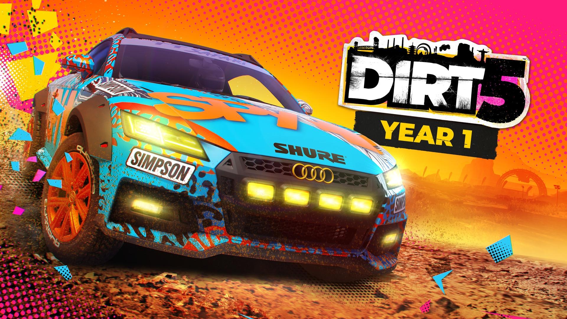 DIRT 5 Year 1 Upgrade | ROW (35aa0865-85e5-4c7d-b85d-593663f276fd)
