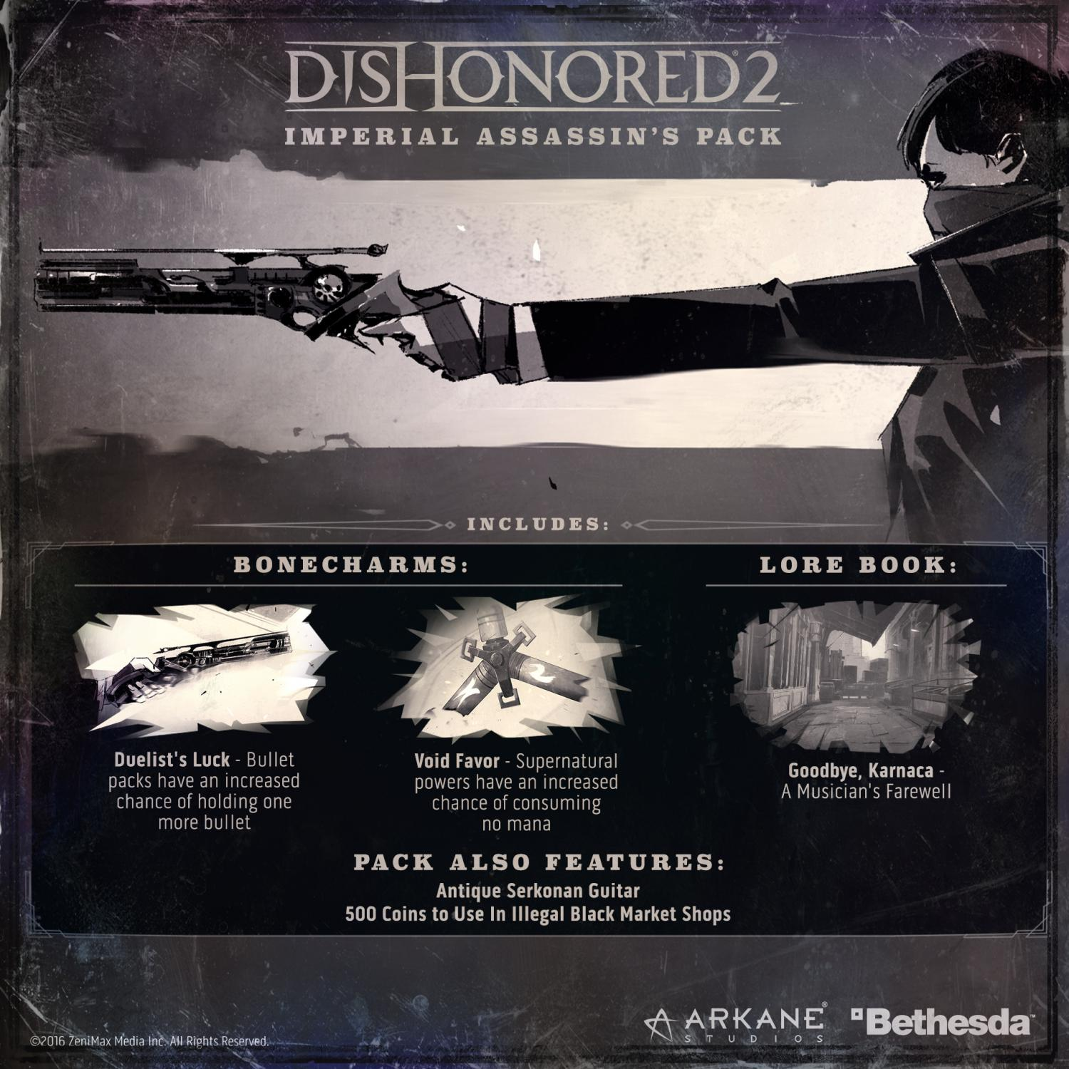 Dishonored®: Deluxe Bundle