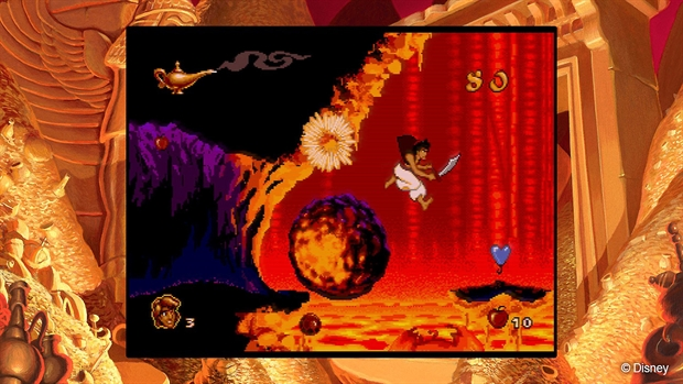 Disney Classic Games: Aladdin and The Lion King | WW (a2541173-d037-437c-8def-487eb6238a36)