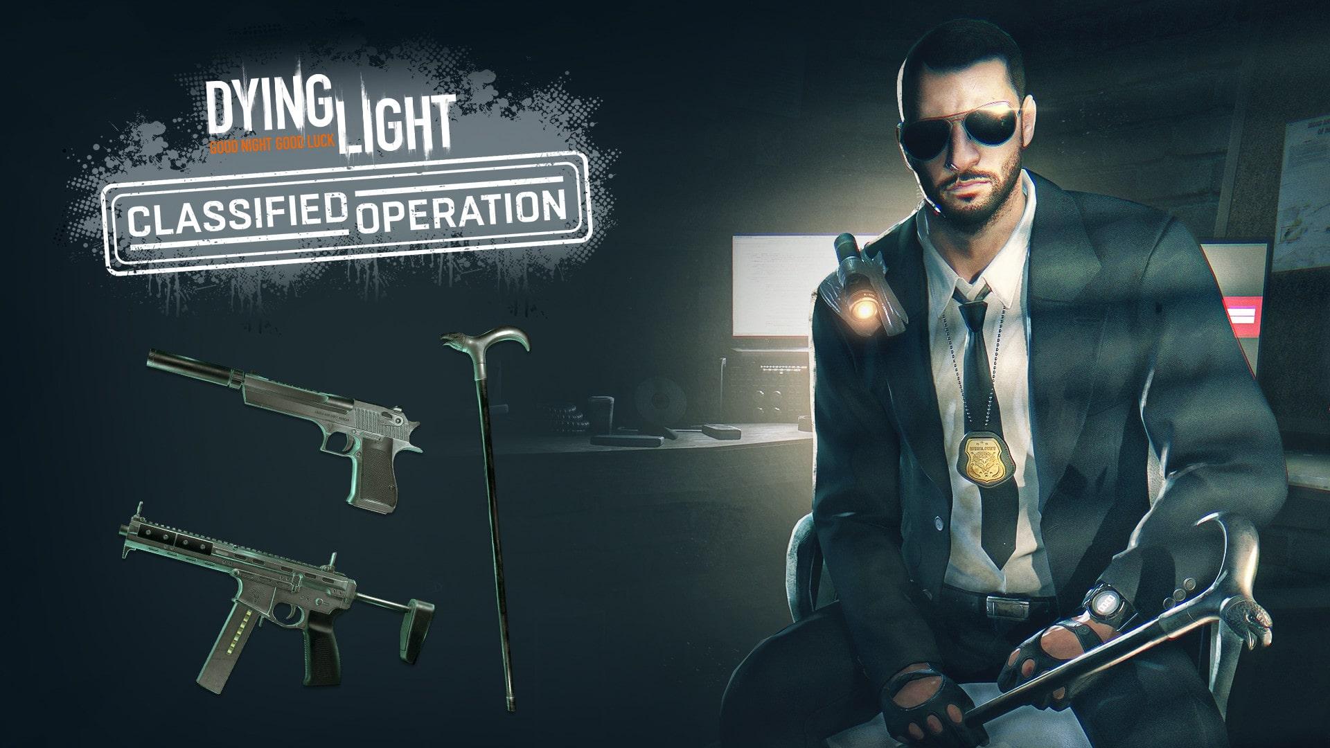 Dying Light - Classified Operation Bundle | WW (099c15ea-c717-4d67-9f21-a43423683bb4)