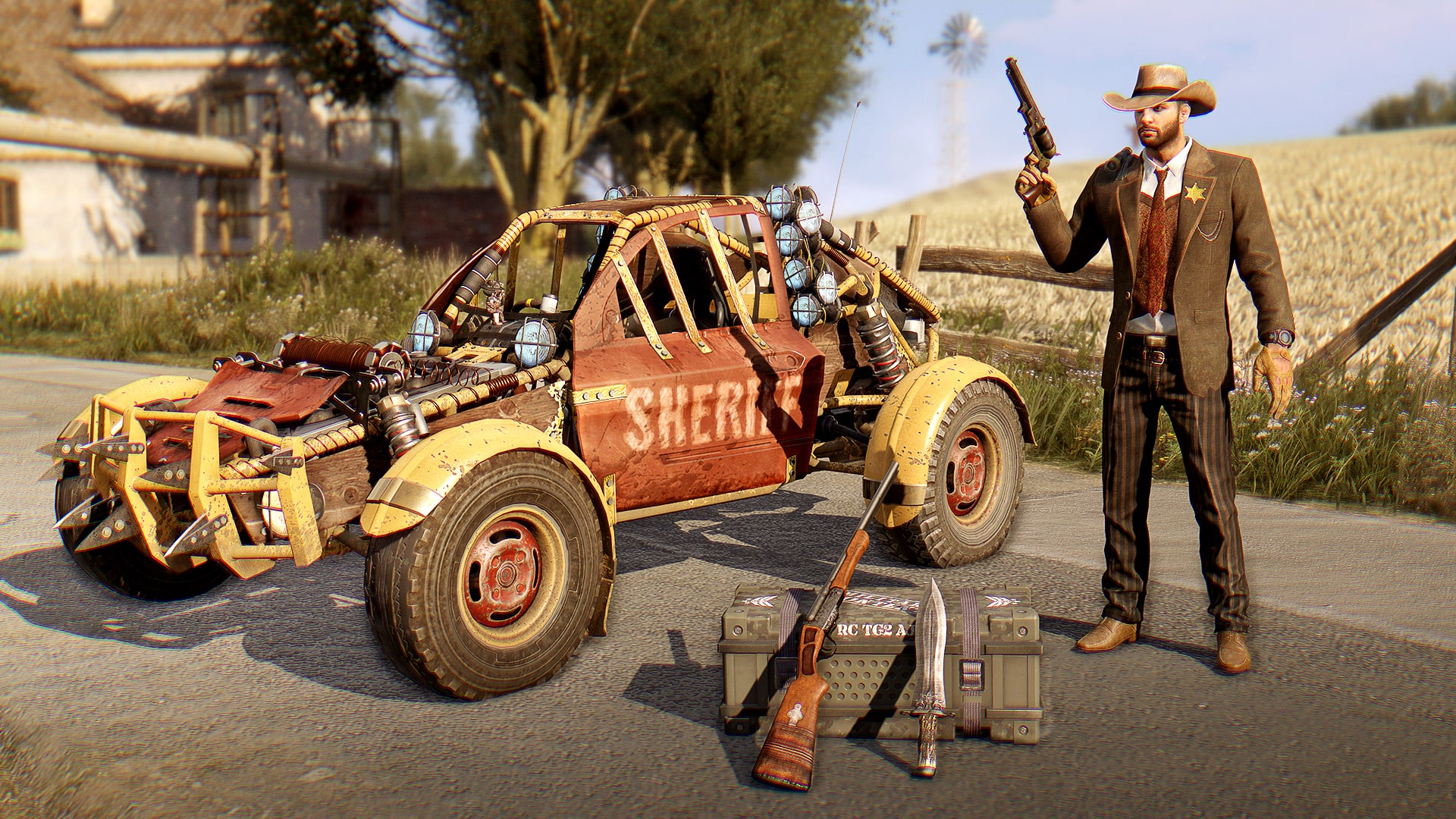 Dying Light - Vintage Gunslinger Bundle | WW (c780bb6d-e695-4da3-8cc2-1980e6b5bab7)