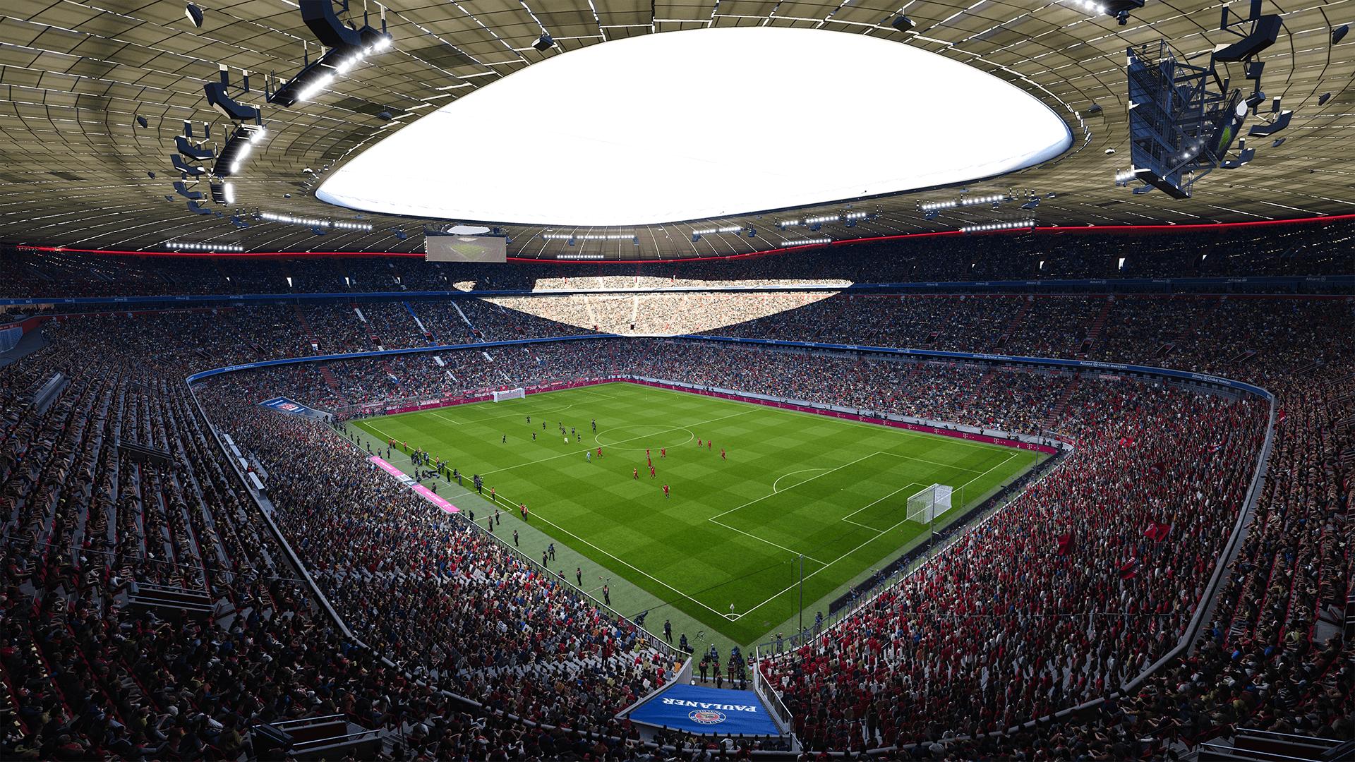 eFootball PES 2021 SEASON UPDATE: Arsenal Edition (US) | NCSA (203d6a02-2141-473c-898d-243cc1222c3e)