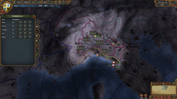 Europa Universalis IV: Common Sense Expansion