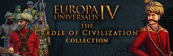 Europa Universalis IV: Cradle of Civilization - Collection