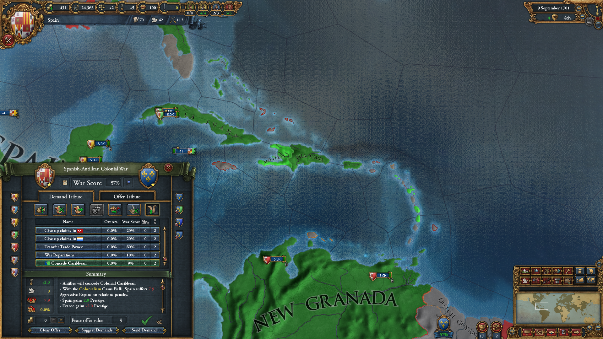 Europa Universalis IV: The Cossacks - Expansion | ROW (e1aa74a8-92bd-4a06-8db7-def67bb6ec15)