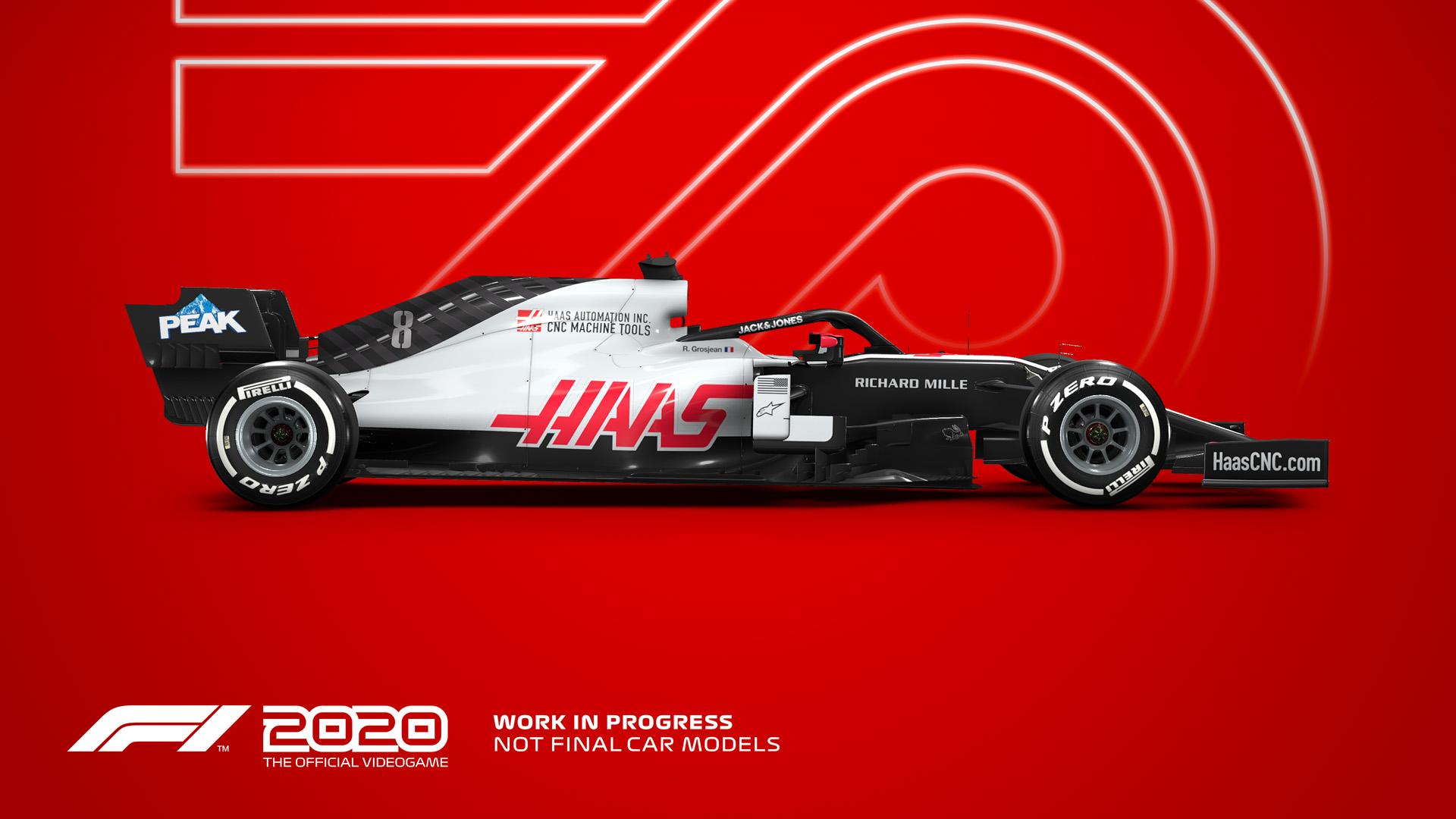 F1® 2020 Deluxe Schumacher Edition | ROW (0ad193b5-5778-47b5-b069-f16a13be9d0d)