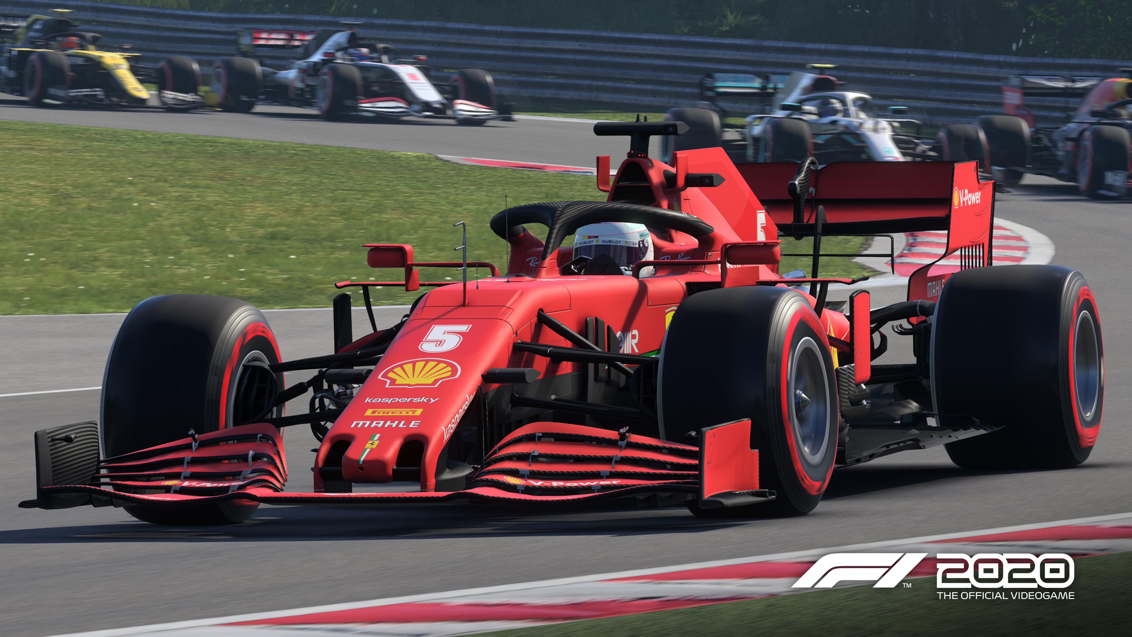 F1 2020 Standard Edition | ROW (414692dc-a280-4b74-a083-9346712f2a11)