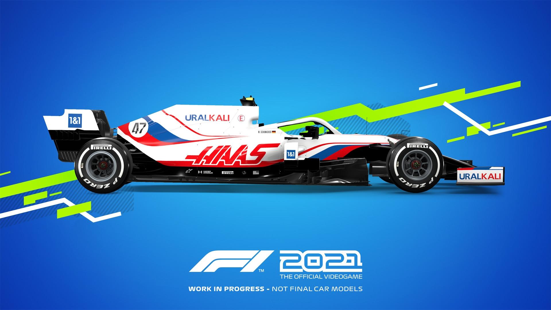 F1® 2021 Deluxe Edition - Pre Order | ROW (bdb6122b-f65e-404a-93de-5c270bc753af)