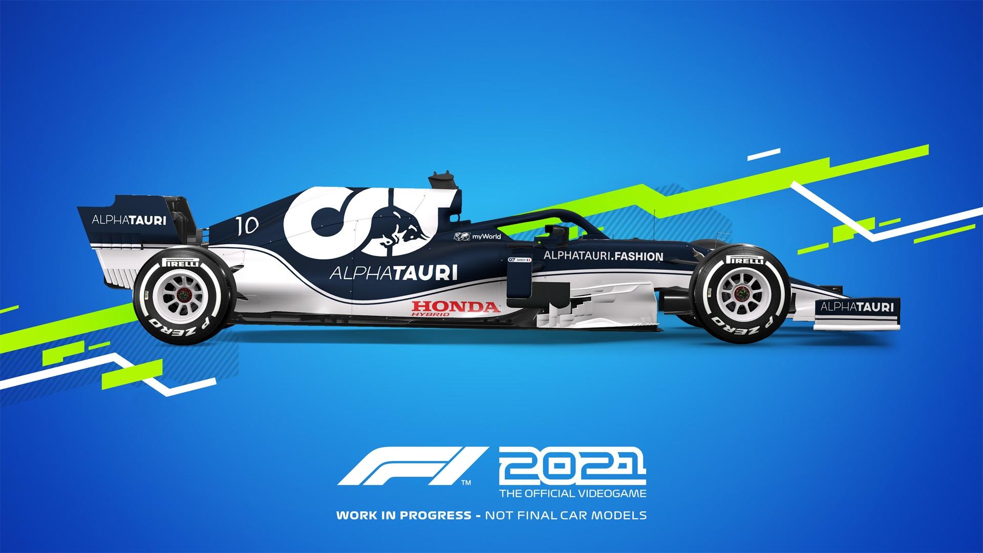 F1® 2021 Deluxe Edition - Pre Order | ASIA (938e9a54-b3ca-4a80-9bf7-c5dfb91073f2)