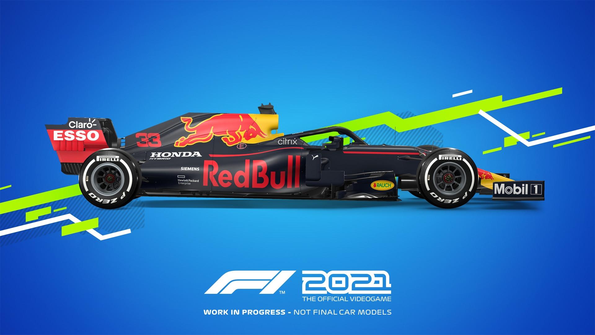 F1® 2021 - Pre Order | ROW (8797296a-e6fc-460d-93c8-1beb4af8256a)