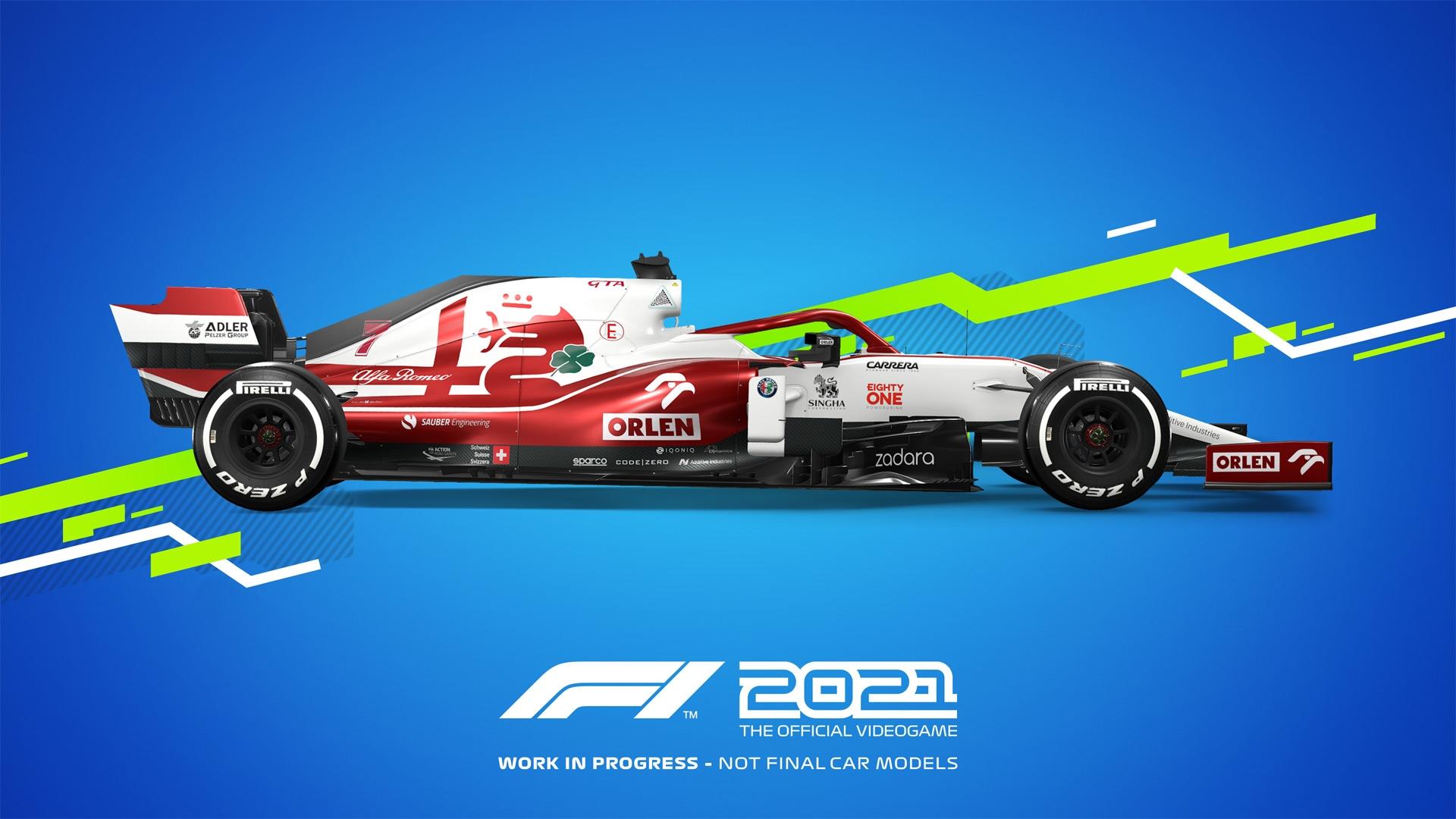 F1® 2021 - Pre Order | ASIA (6696e2a7-b47e-4c8e-bd49-6e86c8bf0902)