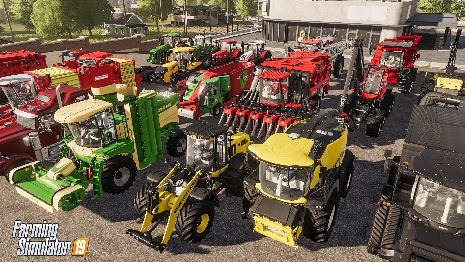 Farming Simulator 19 | WW (698e4c8f-26ff-45b9-94a5-50e6b801a15a)