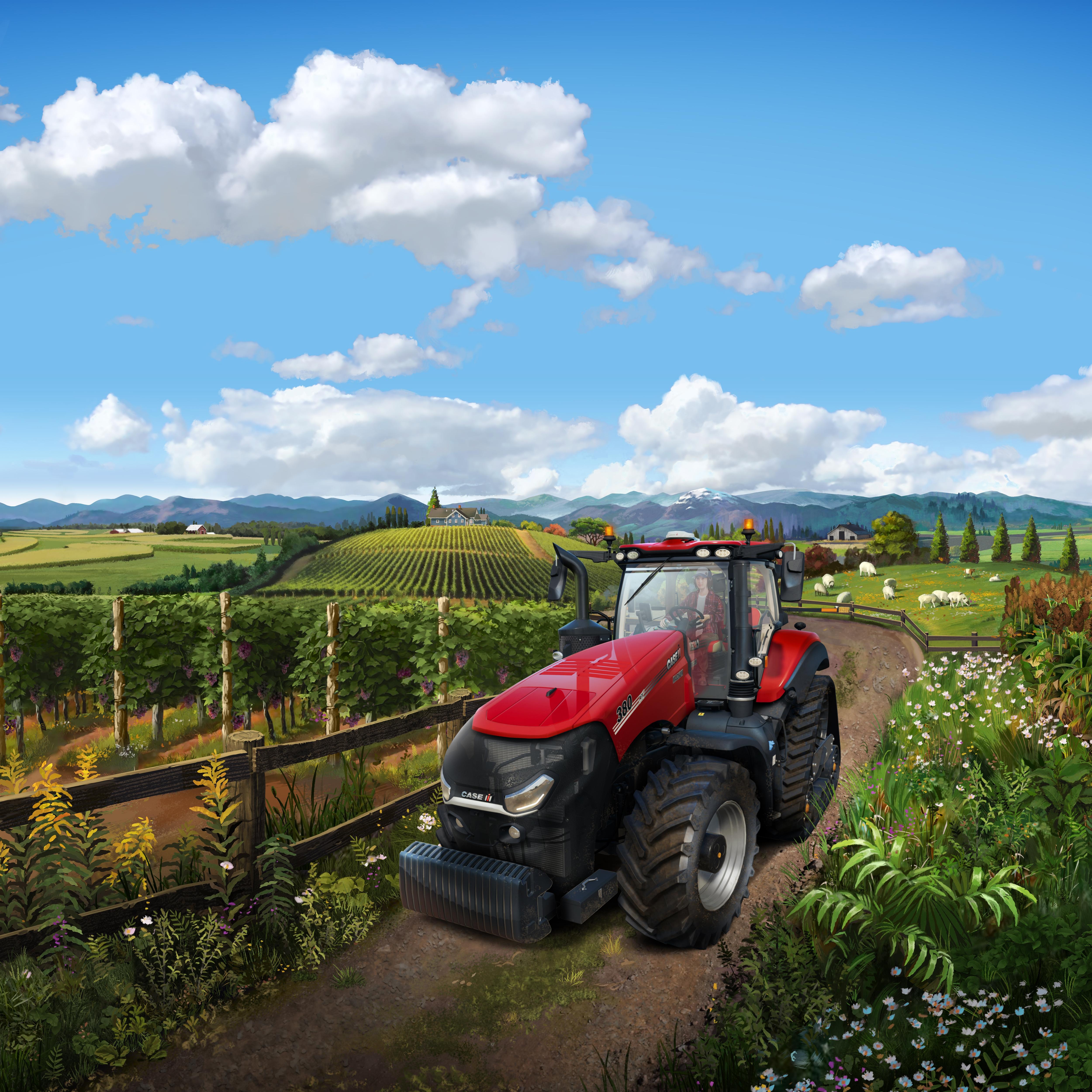 Farming Simulator 22 Pre Order | WW (348f653c-a1ea-45e6-895b-256a5f9e25e4)